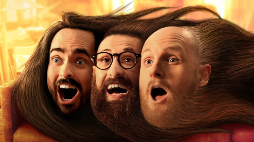 Meet your new best mates in Netflix's surreal sketch comedy series Aunty Donna's Big Ol' House of Fun 6