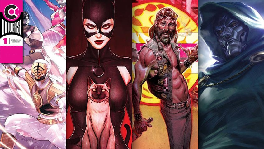 Best comic book covers of the week – 19 October 2020 2