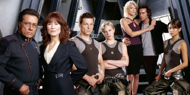 A Battlestar Galactica movie is back in development with X-Men's Simon Kinberg attached 4