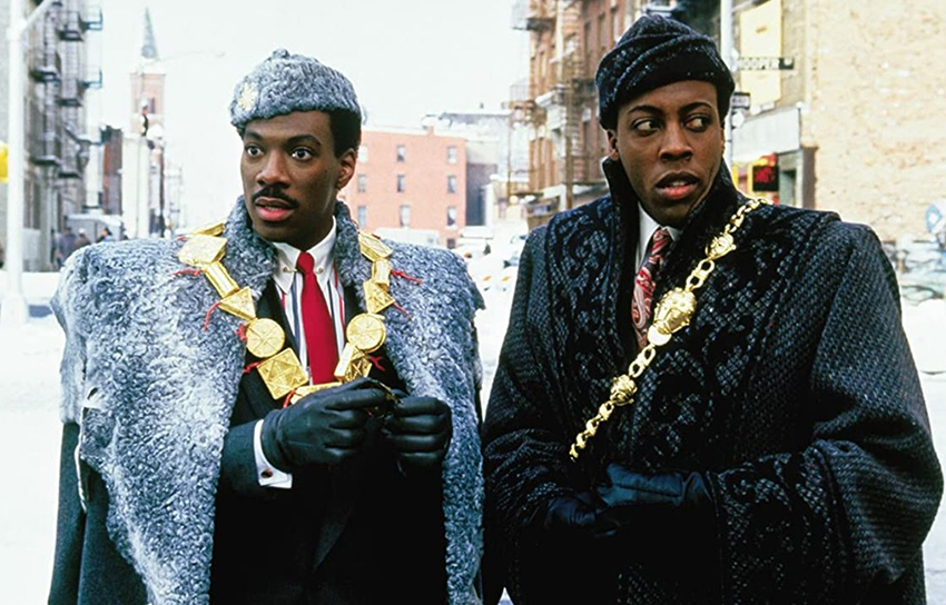 Coming to America 2 is coming to Amazon Prime Video in December 3