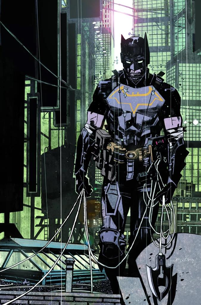 DC's Future State event is looking into the next era of Batman, Superman, and Wonder Woman 42