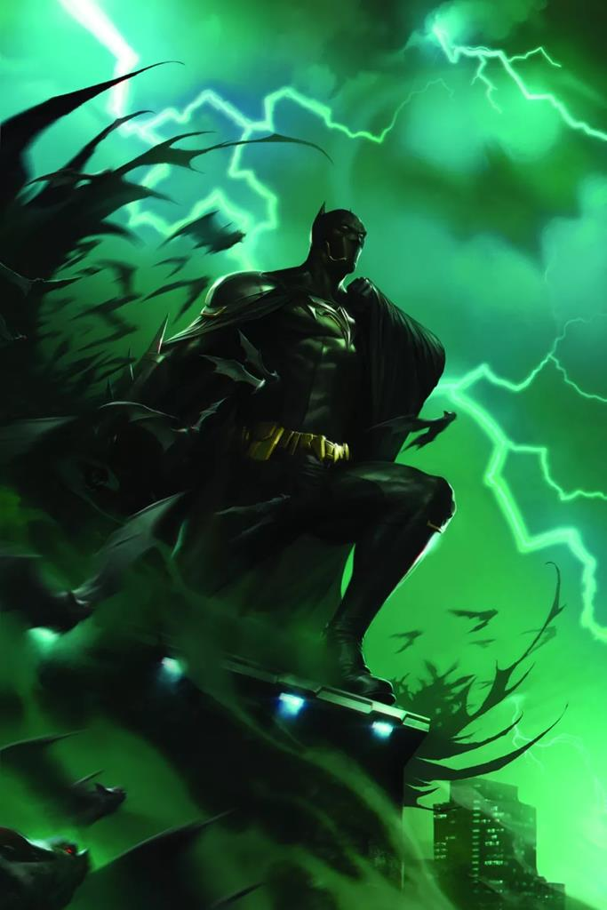 DC's Future State event is looking into the next era of Batman, Superman, and Wonder Woman 43