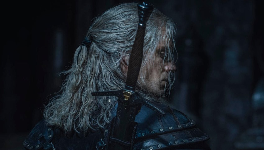 Your First Look at Henry Cavill in The Witcher Season 2