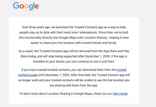 Google discontinues its Nest Secure product and Trust Contacts app 6