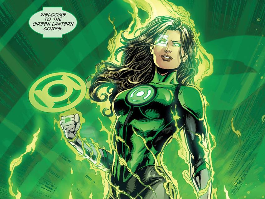 Green Lantern HBO Max series will focus on Alan Scott, Guy Gardner, Jessica Cruz, Simon Baz, and more 15