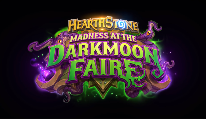 Hearthstone's next expansion involves an even madder Darkmoon Faire 10