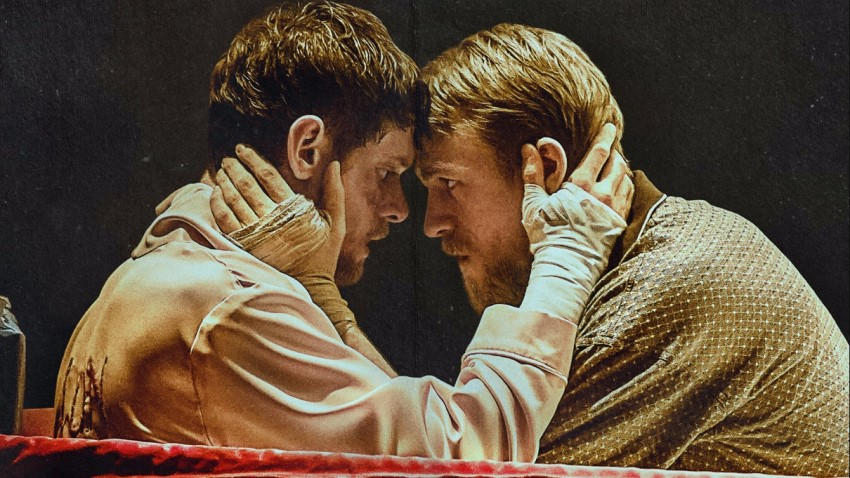 Two brothers must fight to survive in the bare-knuckle boxing drama Jungleland 2