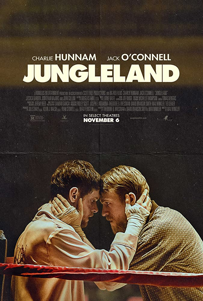 Two brothers must fight to survive in the bare-knuckle boxing drama Jungleland 4