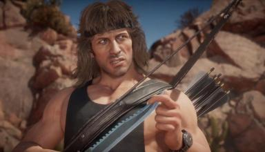Mortal Kombat 11 developer NetherRealm worked with Sly Stallone to create the definitive Rambo experience 12