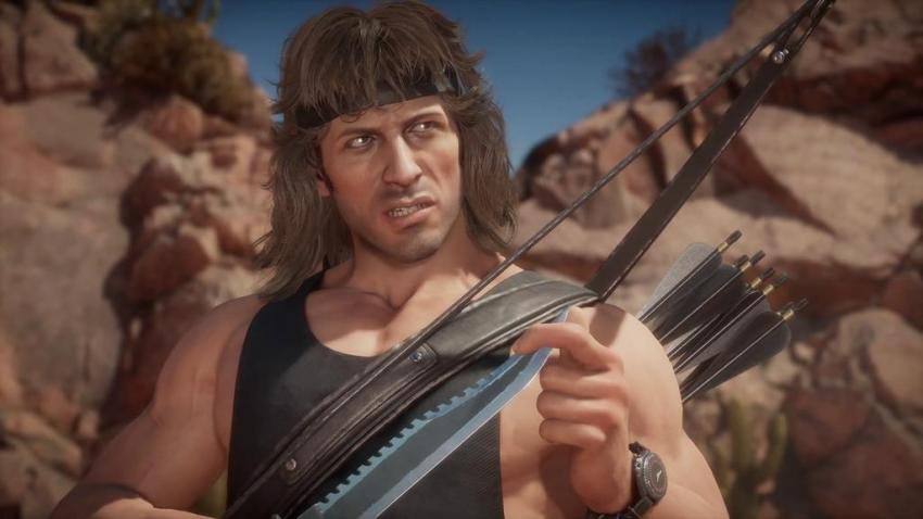 Mortal Kombat 11 developer NetherRealm worked with Sly Stallone to create the definitive Rambo experience 3