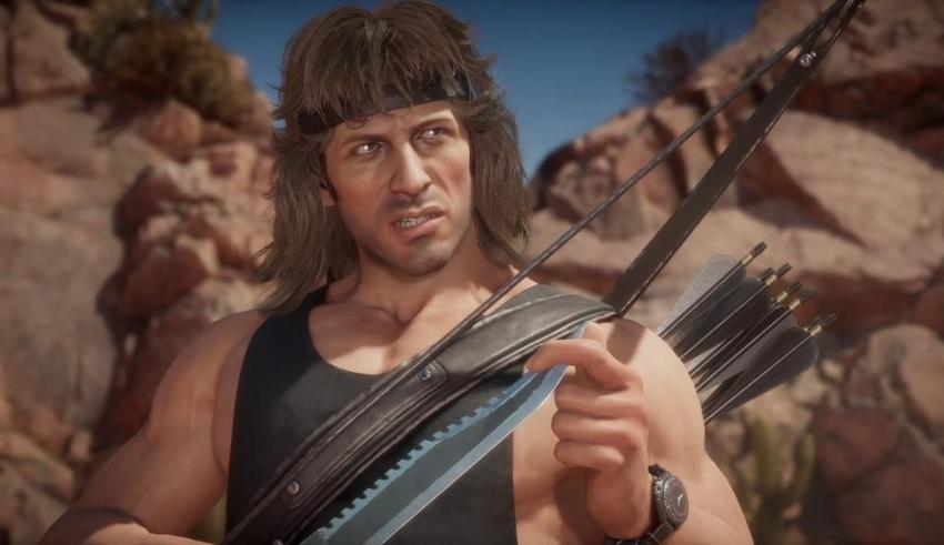 Mortal Kombat 11 developer NetherRealm worked with Sly Stallone to create the definitive Rambo experience 4