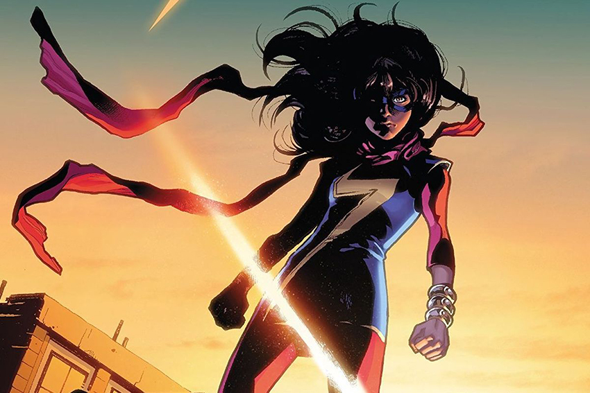 Ms. Marvel series casts its Kamala Khan 5