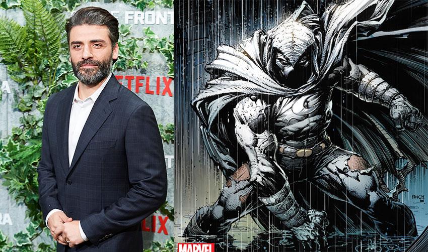 Oscar Isaac in talks to play Marvel's Moon Knight 5