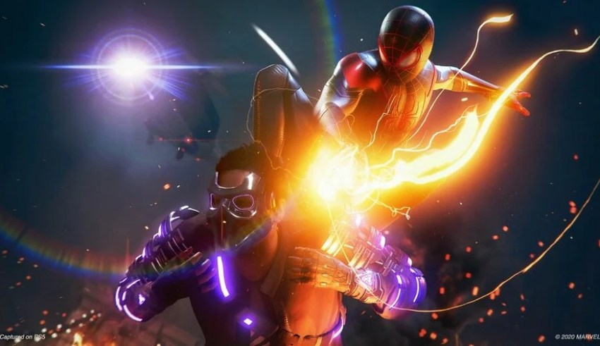 Spider-Man: Miles Morales' venom shock abilities change your approach to combat 7