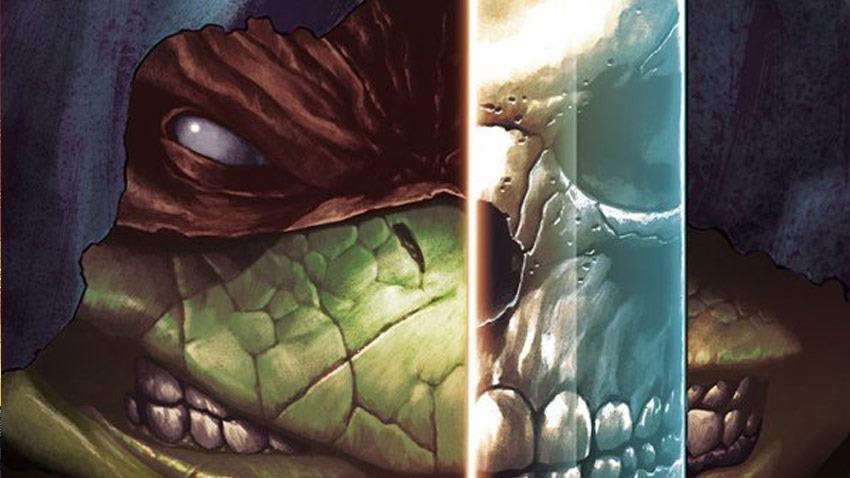TMNT: The Last Ronin is an R-rated Teenage Mutant Ninja Turtles saga 5