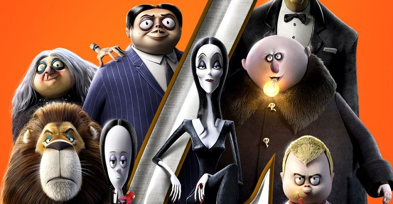 The Addams Family 2 gets a creepy Halloween 2021 release date 4