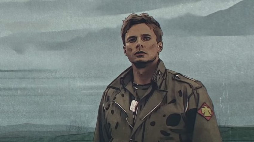 Courage is a decision in Netflix's animated WWII drama miniseries The Liberator 3