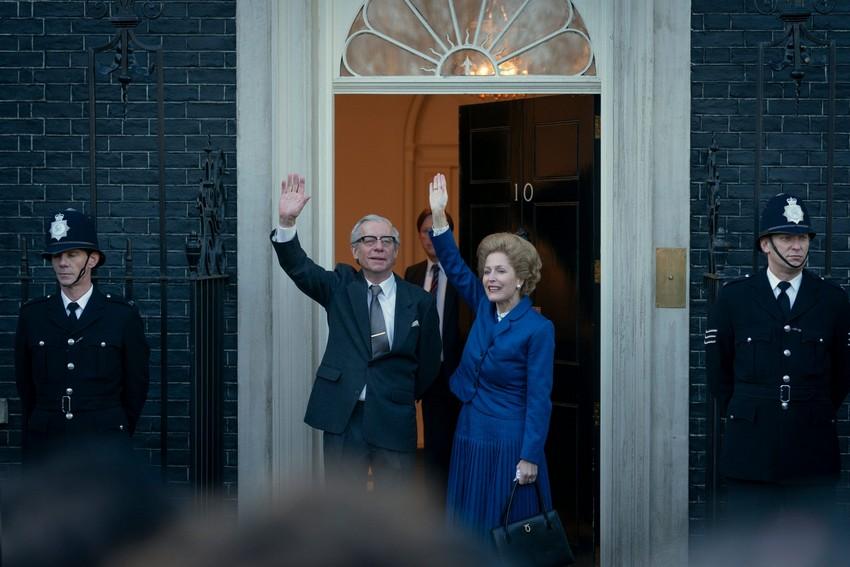 The Crown season 4 trailer introduces Margaret Thatcher, Princess Diana 13