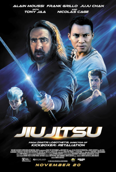 Nicolas Cage fights a martial artist alien invader in the bonkers Jiu Jitsu trailer 4