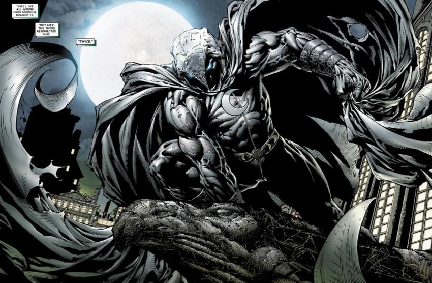 Oscar Isaac in talks to play Marvel's Moon Knight 6