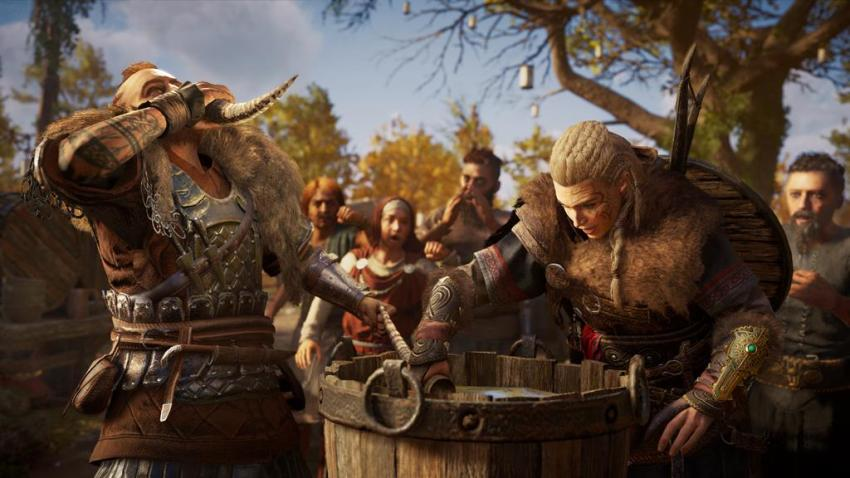 Assassin's Creed Valhalla Review – Flyt Club 17