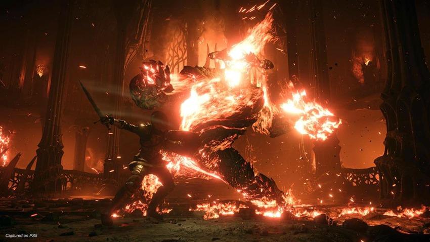 Demons Souls_Flamelurker