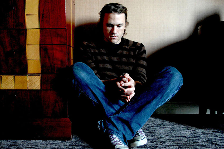 Heath Ledger was going to direct The Queen's Gambit as a feature film before his death 6