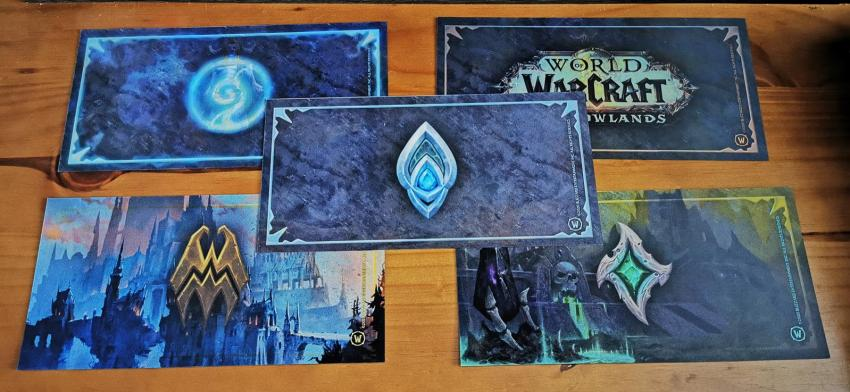 Behold the resplendent glory of this World of WarCraft: Shadowlands Epic Collector's Edition unboxing! 29
