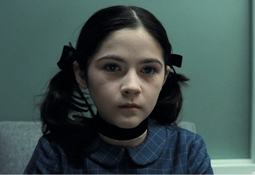 Isabelle Fuhrman returns to star in Orphan prequel 3