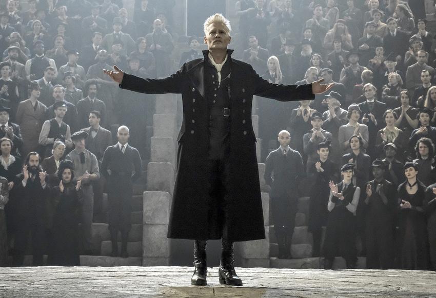 Johnny Depp will still get his full eight-figure salary for Fantastic Beasts 3 3