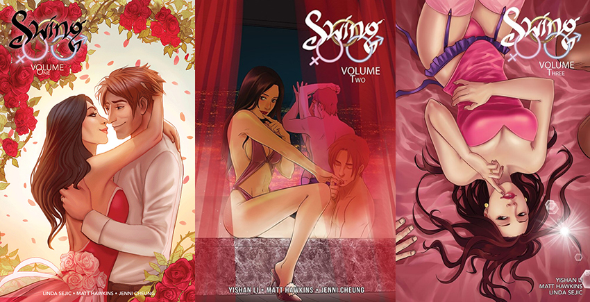 Swing Volume 3 review – An increasingly compelling sexy times series 7