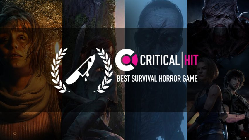 Critical Hit Game Awards 2020 – Best Survival Horror 2