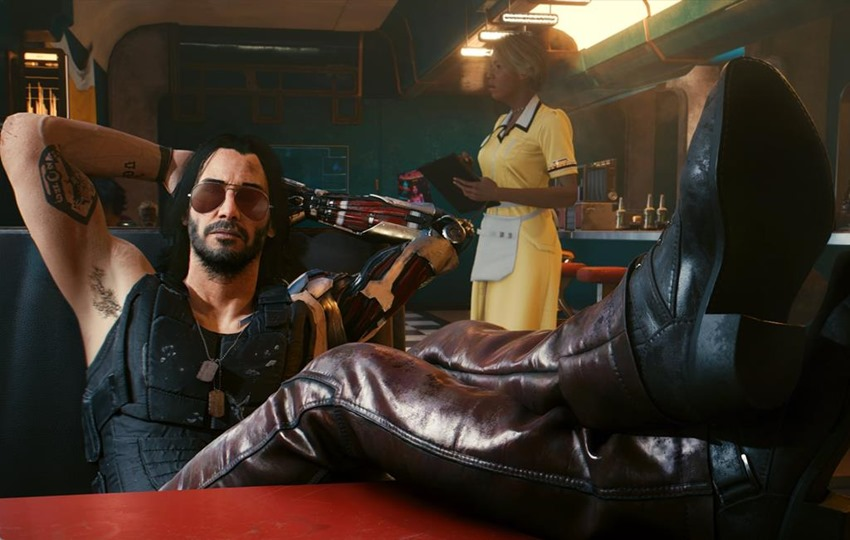 Cyberpunk 2077's team thought that the game was launching two years too early 4