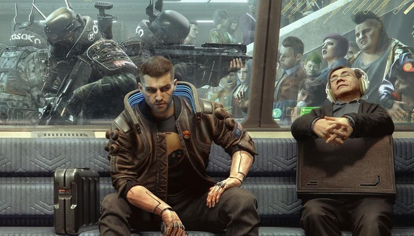 Cyberpunk 2077's team thought that the game was launching two years too early 3