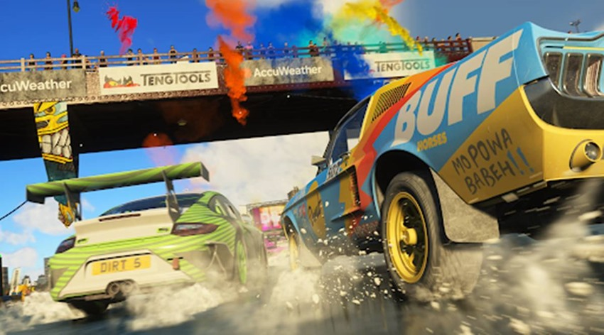 EA has big racing game plans with its Codemasters acquisition 4