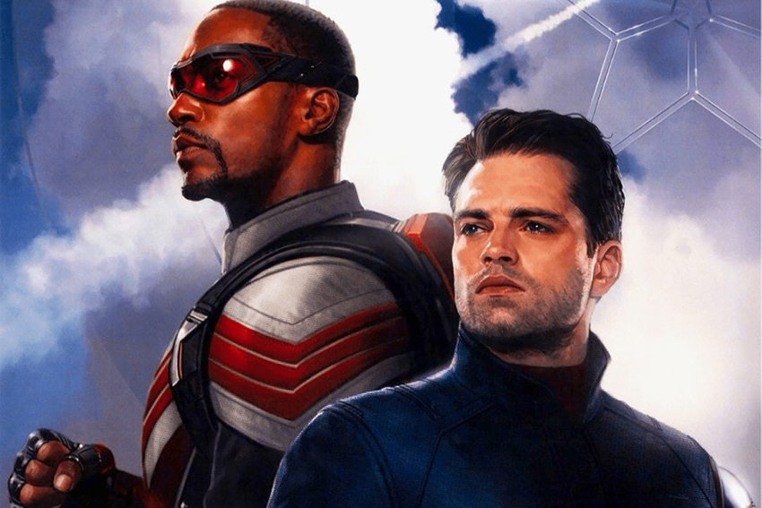 First trailer for Marvel's The Falcon and the Winter Soldier flies in 2