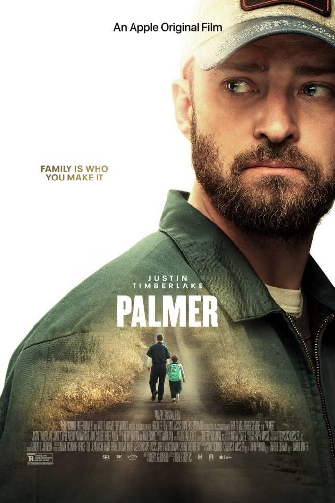 Justin Timberlake is an unlikely father figure in Apple TV+'s drama Palmer 4