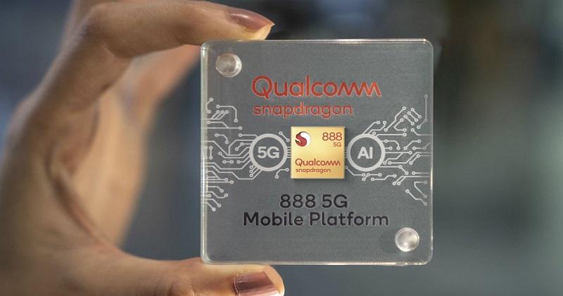Qualcomm announces the AI-enhanced Snapdragon 888 3