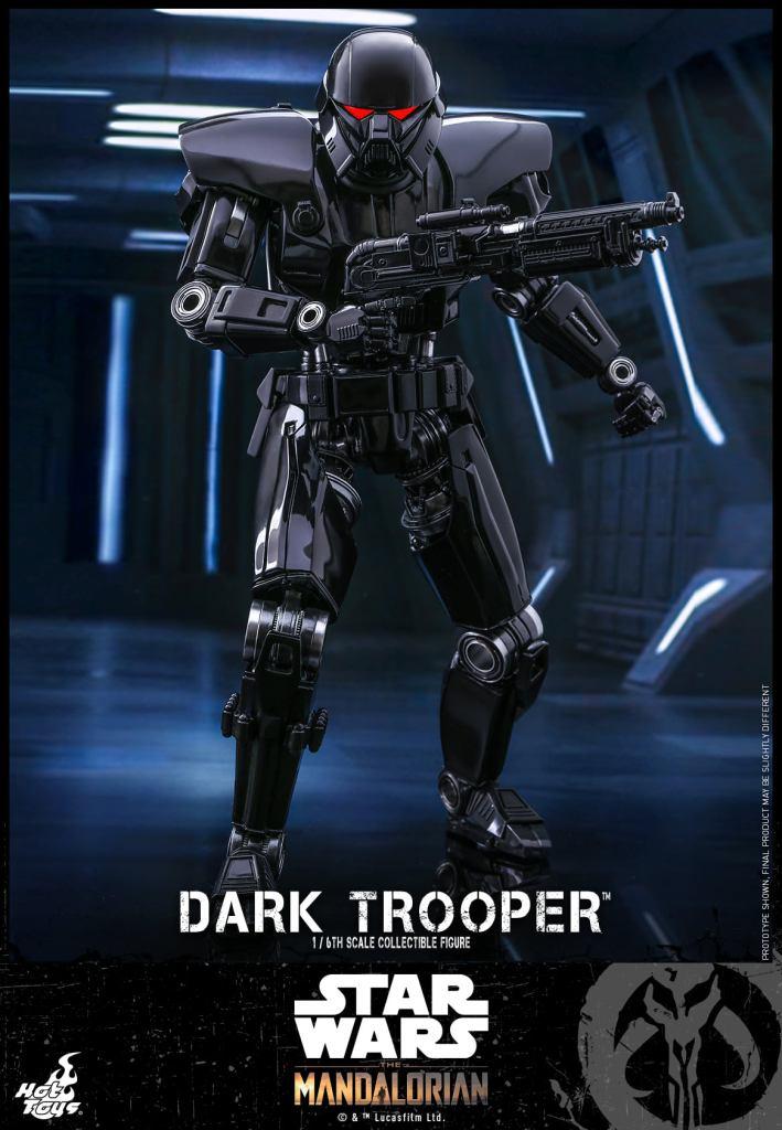 Hot Toys Dark Troopers look sleek, sophisticated, and menacing 23