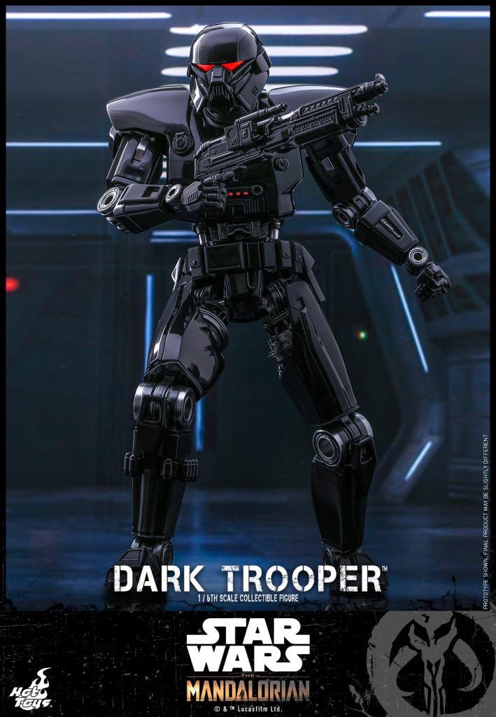 Hot Toys Dark Troopers look sleek, sophisticated, and menacing 24