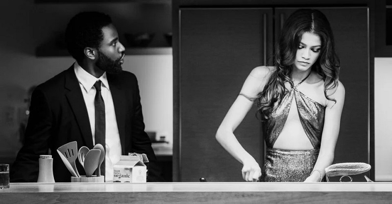 This trailer for Malcolm & Marie is not a love story 2