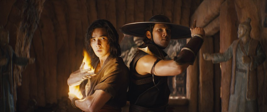 Get over here!... and check out the first look at the R-rated Mortal Kombat reboot 15