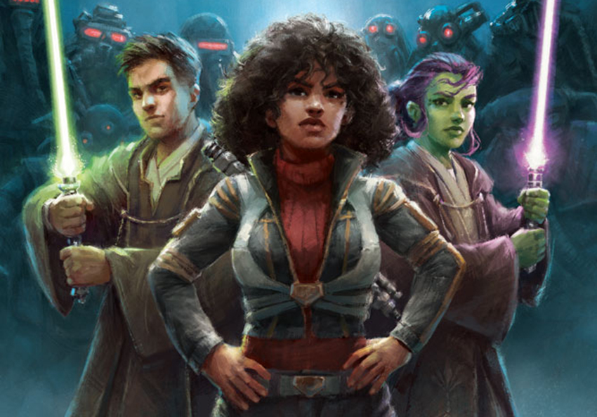 New trailer, details for The High Republic kicks off the new era of Star Wars storytelling 8