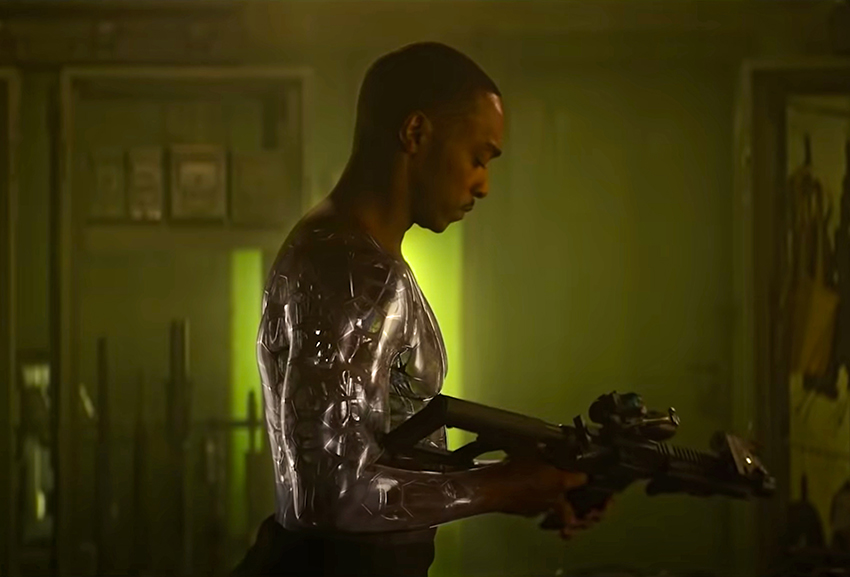 Outside the Wire: Anthony Mackie goes beyond protocol in new trailer for Netflix sci-fi action film 3