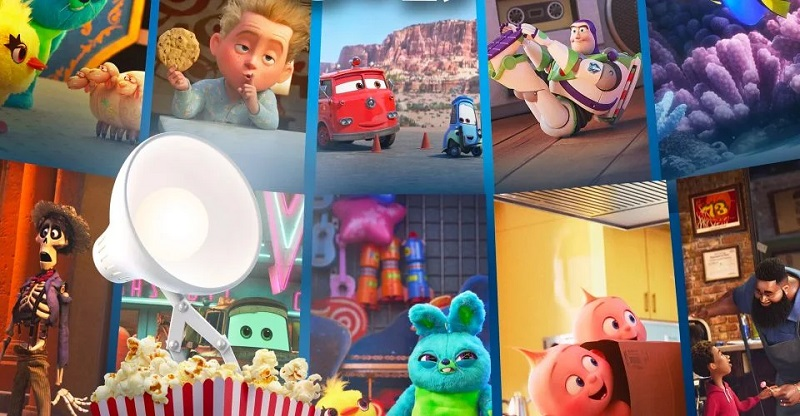 Pixar Popcorn: Disney's best characters are back in a series of short films 2