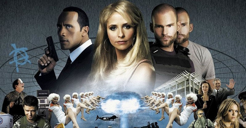 Richard Kelly's Southland Tales director's cut is a bladder-bursting six hours long 2
