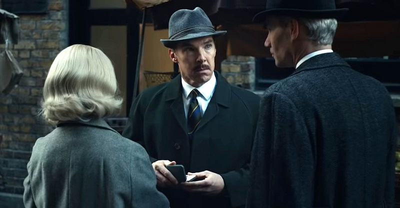 Benedict Cumberbatch Is A Cold War Era Spy In 'The Courier'