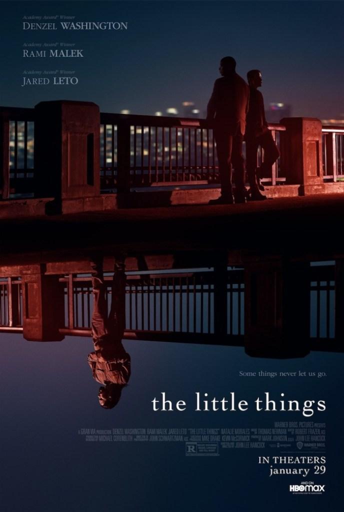Denzel Washington tracks a serial killer in the crime thriller The Little Things 4