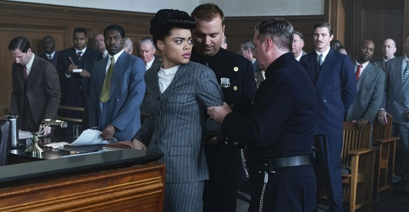 Andra Day will not be silenced in this trailer for The United States vs Billie Holiday 3