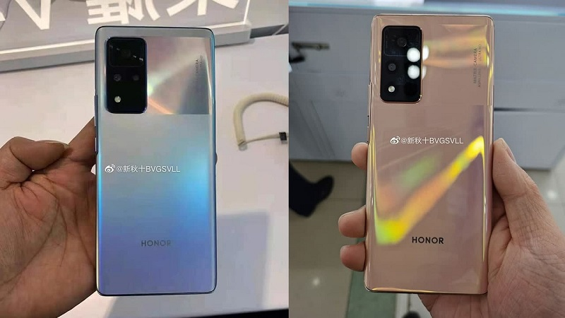Honor announces its first post-Huawei phone, the V40 3